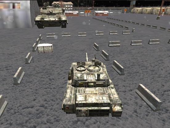 Army Tank Battle Field Driver screenshot 7