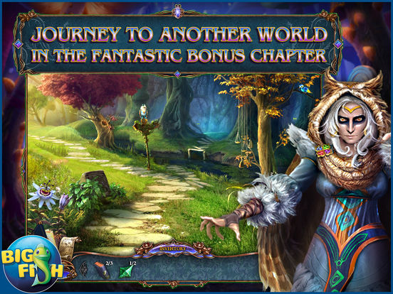 Dreampath: Curse of the Swamps HD screenshot 4
