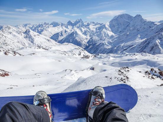 VR Ski & Snowboard Extreme with Google Cardboard screenshot 5