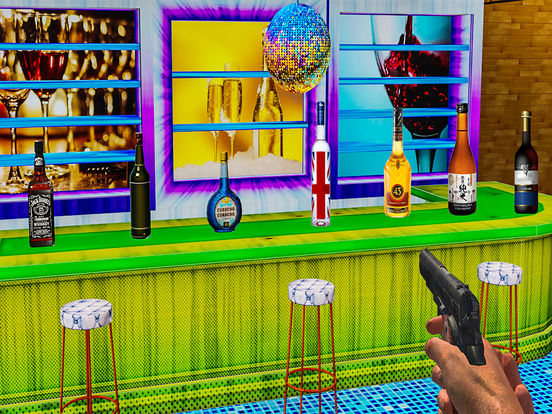Pistol Bottle Shooter : Free Shooting Game screenshot 5