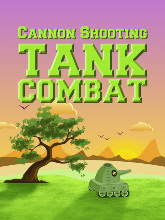 Cannon Shooting Tank Combat - new gun battle screenshot 4