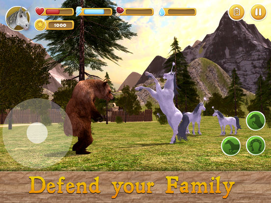 Unicorn Family Simulator Full screenshot 7