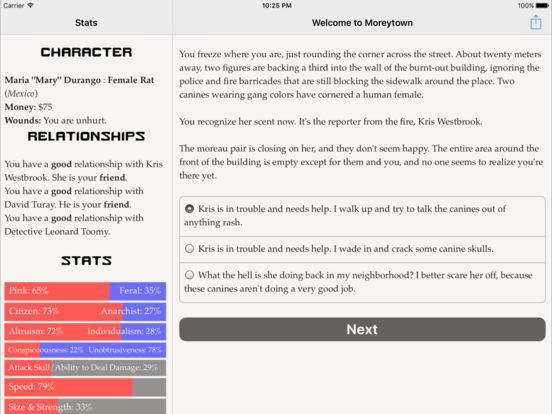 Welcome to Moreytown screenshot 8