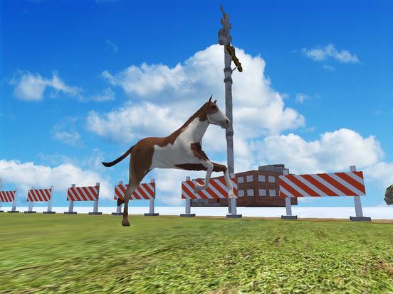 Wild Derby Riding - Horse Race screenshot 6