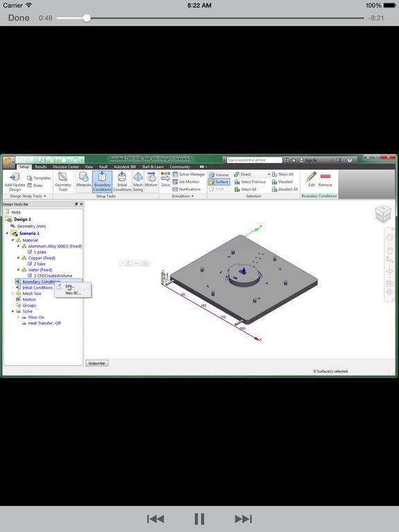 LearnFor AutoDesk CFD screenshot 9