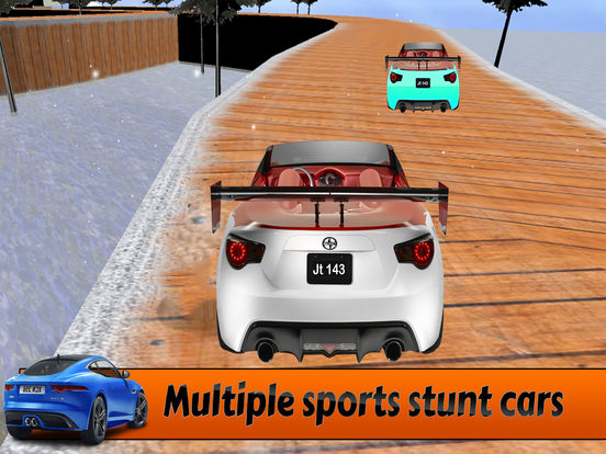 Aggressive Car Race : Touch The Flag To Win Race screenshot 6