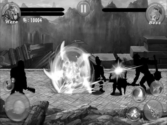 ARPG--Shadow Sword Pro. screenshot 7