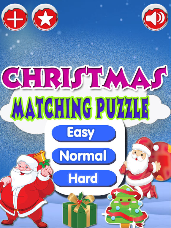 Christmas Matching Pairs : Find all the matching screenshot 6