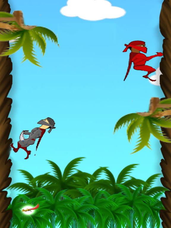 Endless Run Ninja Run 2017 screenshot 8