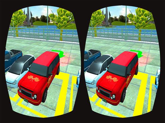 VR Prado Car Parking : Multi-Story Top Kids Game screenshot 10