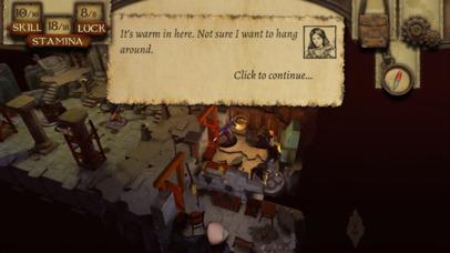 Warlock of Firetop Mountain screenshot 4