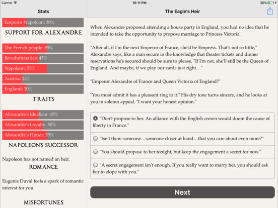 The Eagle's Heir screenshot 8