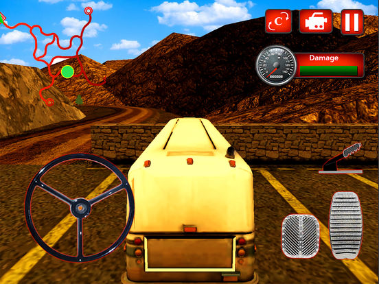 Off-Road Passenger Bus : A Public Transport screenshot 7