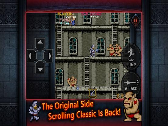 Ghosts'n Goblins MOBILE screenshot #2