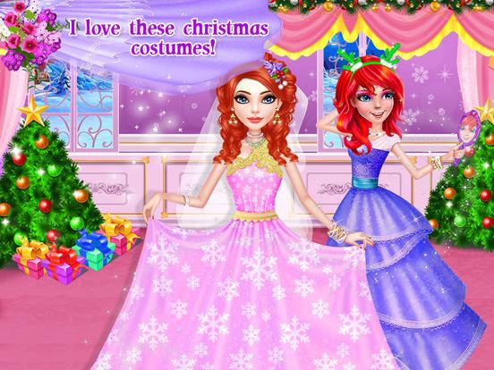 Christmas Wedding Makeup screenshot 9