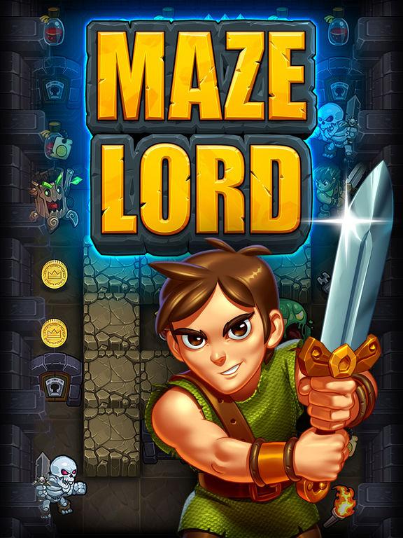 Maze Lord screenshot 6