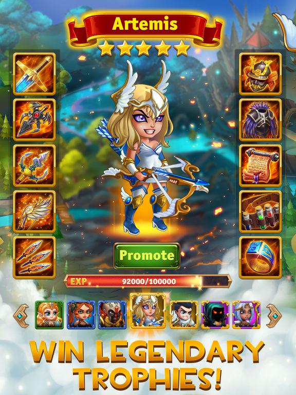 Hero Wars - Fantasy World screenshot 9