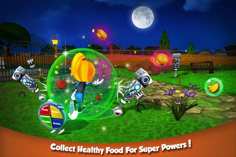 fooya! fit food fun! Lets move nutrition education - náhled