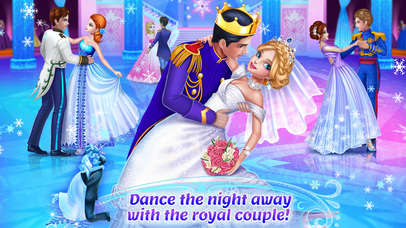 Ice Princess Royal Wedding Day screenshot 5