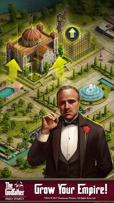 The Godfather Game screenshot 2