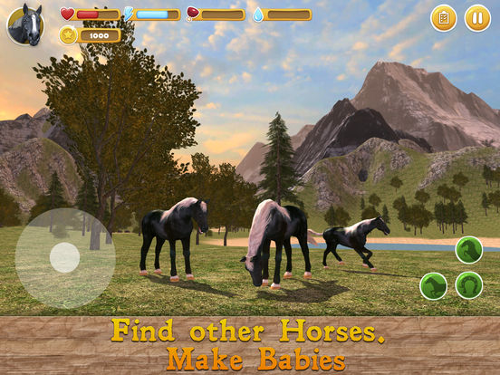 Horse Family Simulator Full screenshot 6