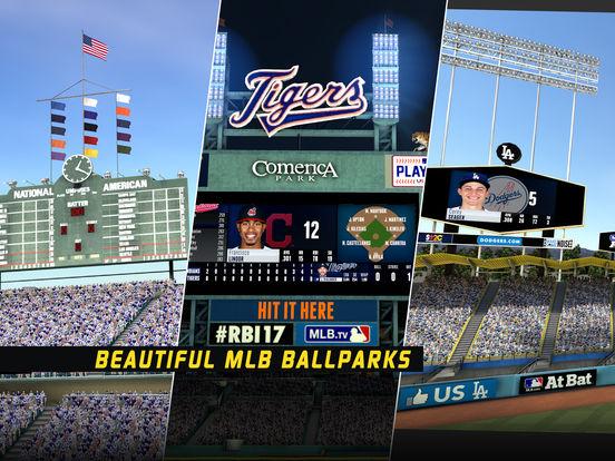 R.B.I. Baseball 17 screenshot 10