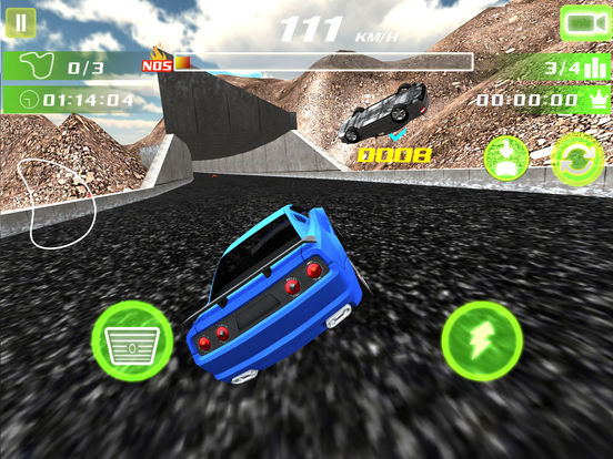 Mountain Stunt Race screenshot 8