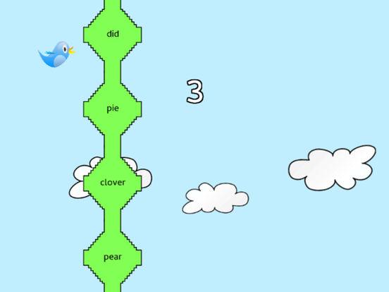 FlappyVerb screenshot 2