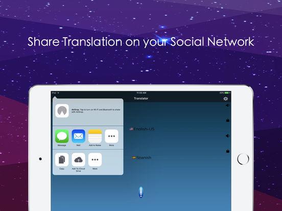 Language  Translator ,Voice AI screenshot 7