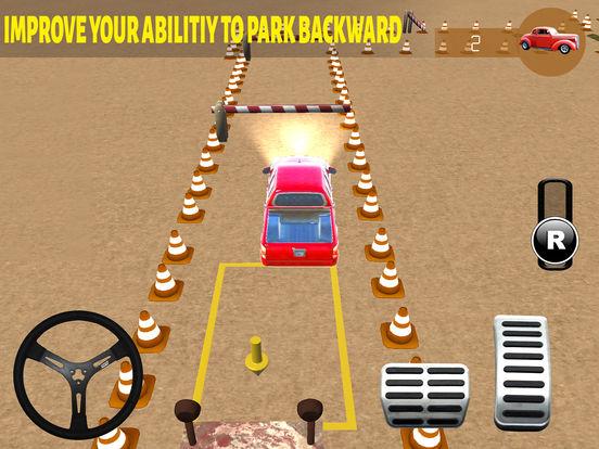 3D Mini Car Parking : Real Challeng-ing Drive 2017 screenshot 7