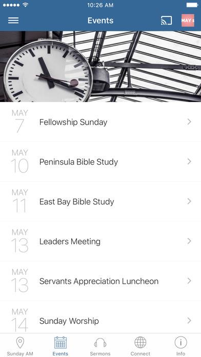 Berean Mission Church screenshot 2