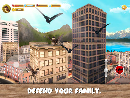 City Birds Simulator screenshot 8