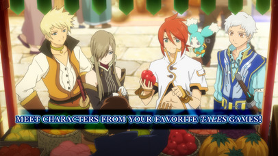 Tales of the Rays screenshot 5