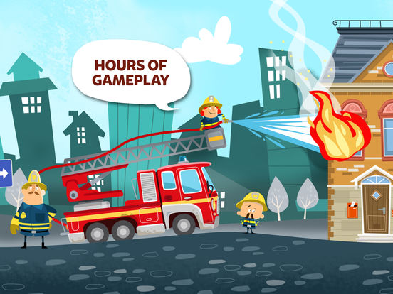 Little Fire Station For Kids screenshot 9
