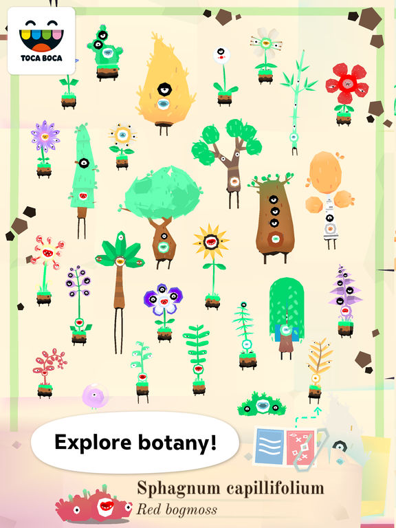 Toca Lab: Plants screenshot 6