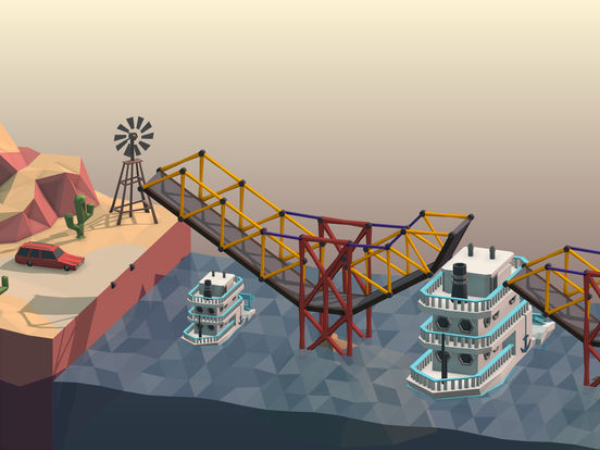 Poly Bridge screenshot 7