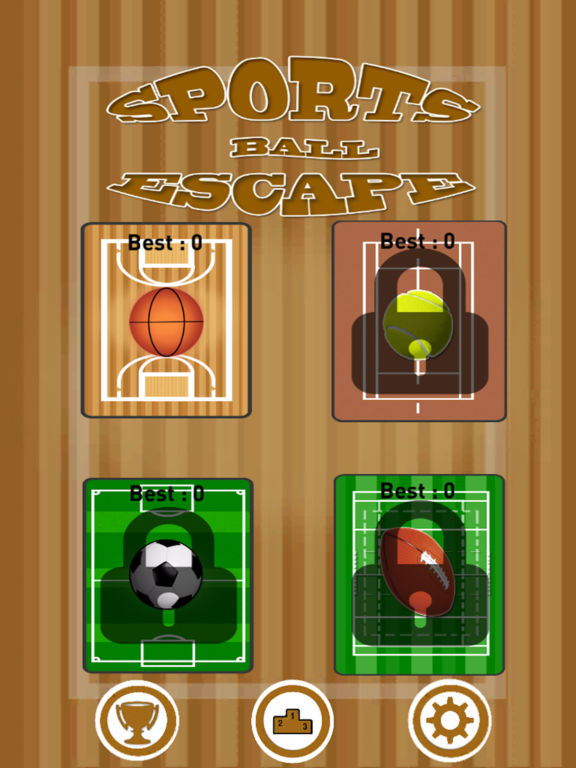 Sports Ball Escape screenshot 6