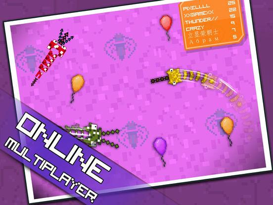 Pixel Sword Fish io screenshot 6