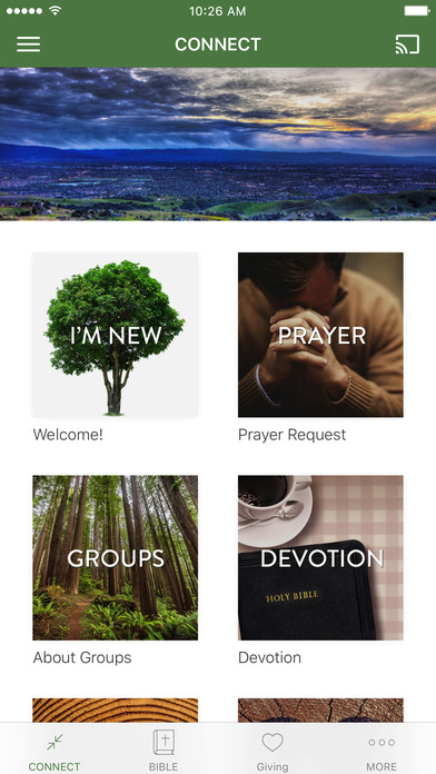 Life Tree Church San Jose screenshot 1