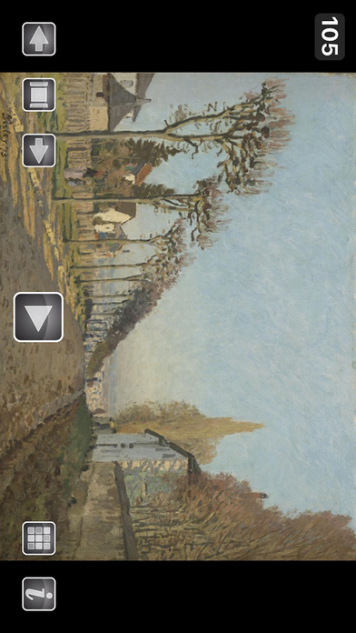 Sisley, the Impressionist screenshot 3