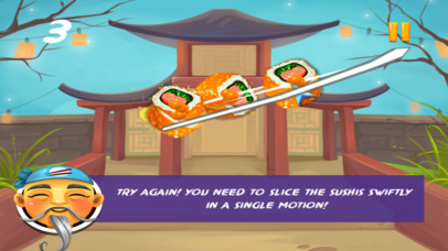 Sushi Sensei #slice screenshot 2