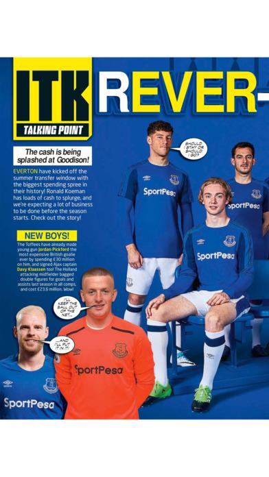 Match Magazine screenshot 3