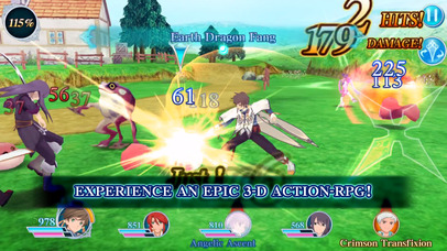 Tales of the Rays screenshot 2