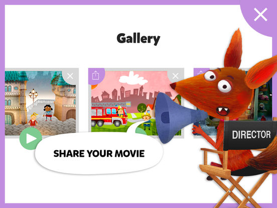 Movie Maker For Kids screenshot 9