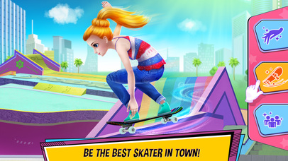 City Skater Board Master screenshot 1