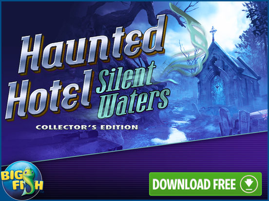 Haunted Hotel: Silent Waters - Hidden Objects screenshot 10