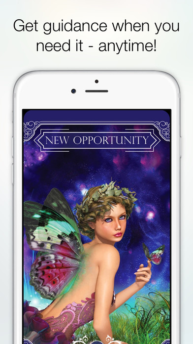 Ask the Fairies Oracle Cards screenshot 3