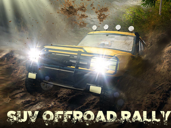 SUV Offroad Rally Full screenshot 5