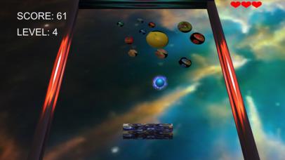 3D SPACE ARKANOID screenshot 3