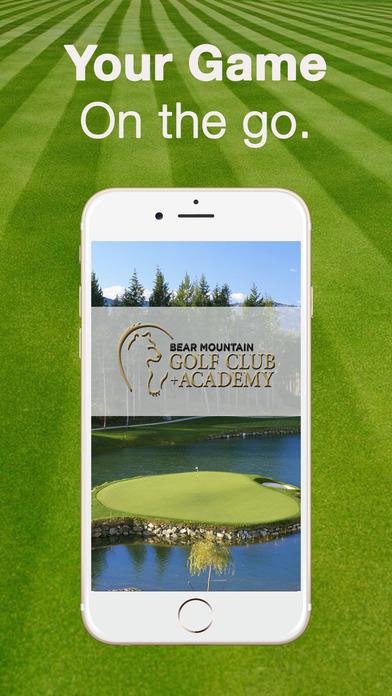 Bear Mountain Golf screenshot 1